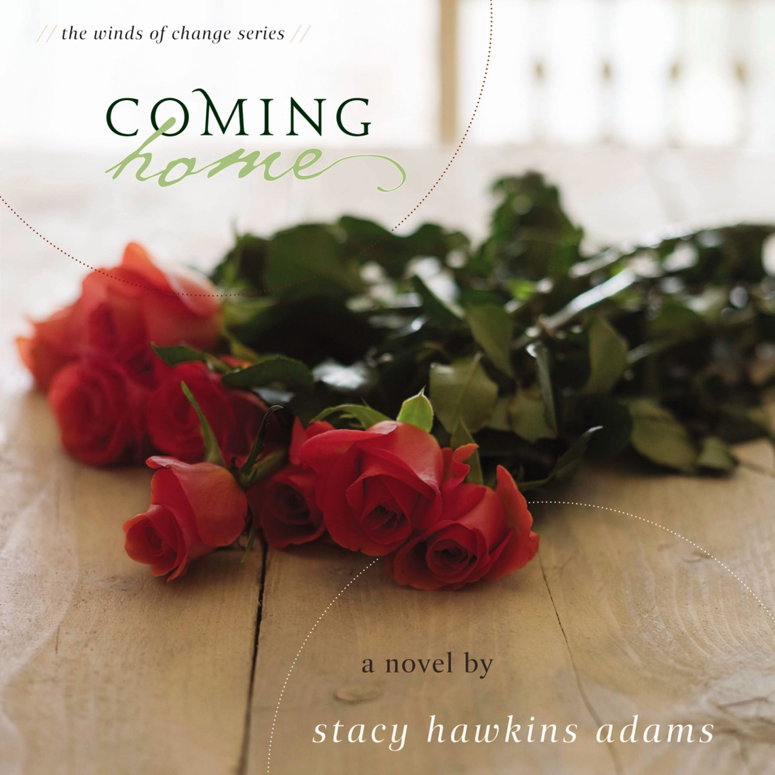Printable Coming Home: A Novel Audiobook Cover Art