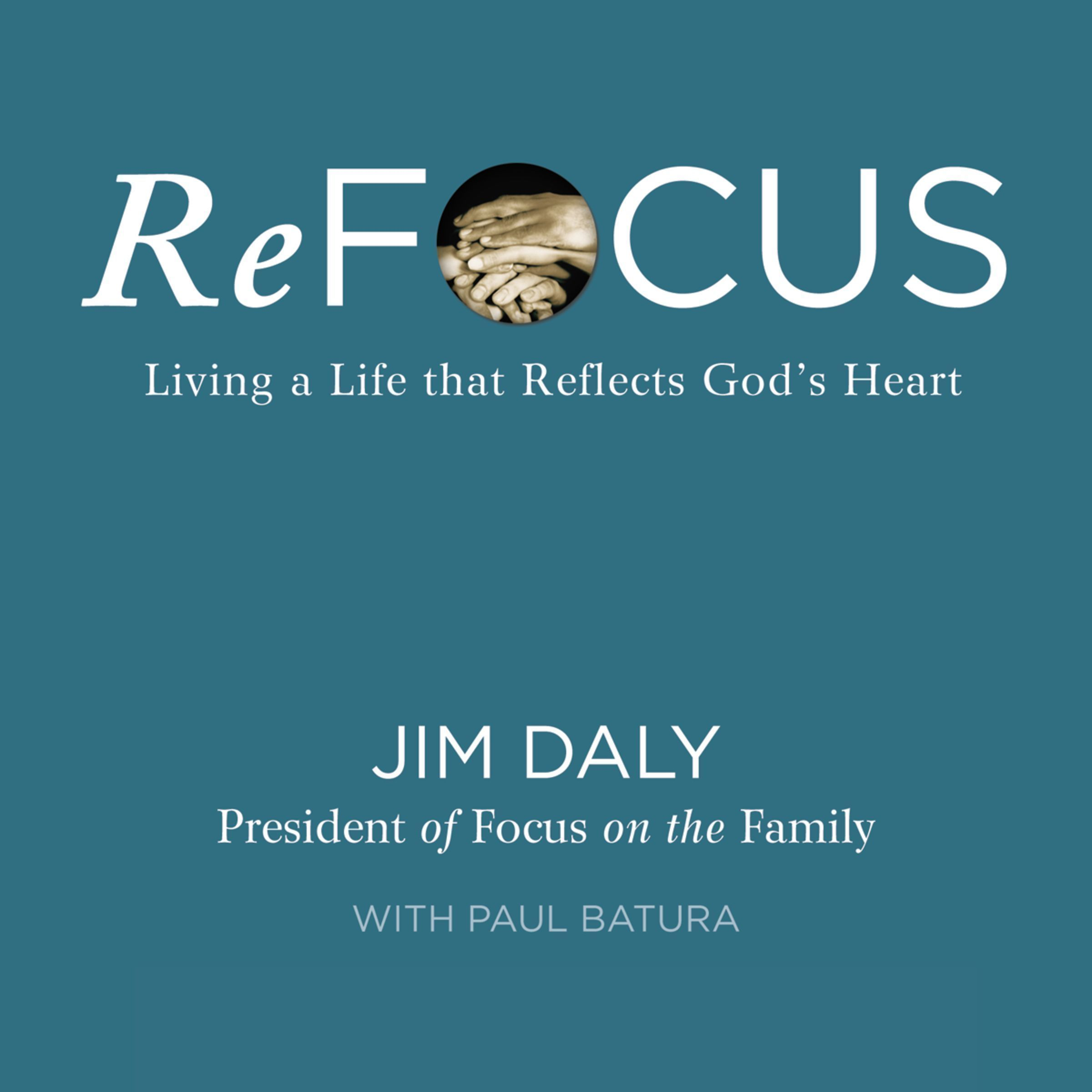 Printable ReFocus: Living a Life that Reflects God's Heart Audiobook Cover Art
