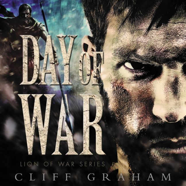 Printable Day of War Audiobook Cover Art