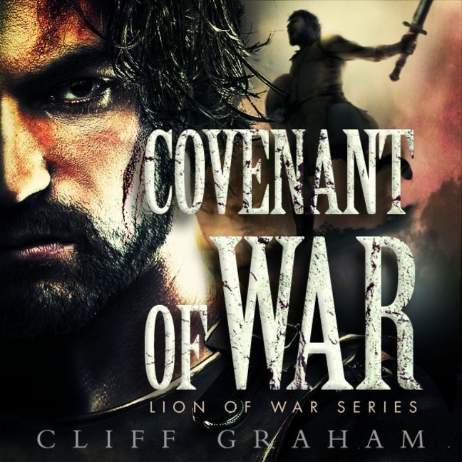 Printable Covenant of War Audiobook Cover Art