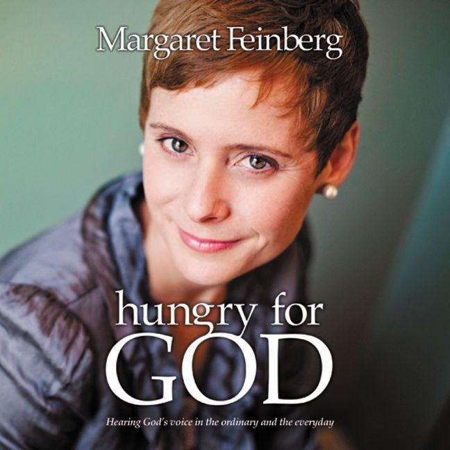 Printable Hungry for God: Hearing God's Voice in the Ordinary and the Everyday Audiobook Cover Art