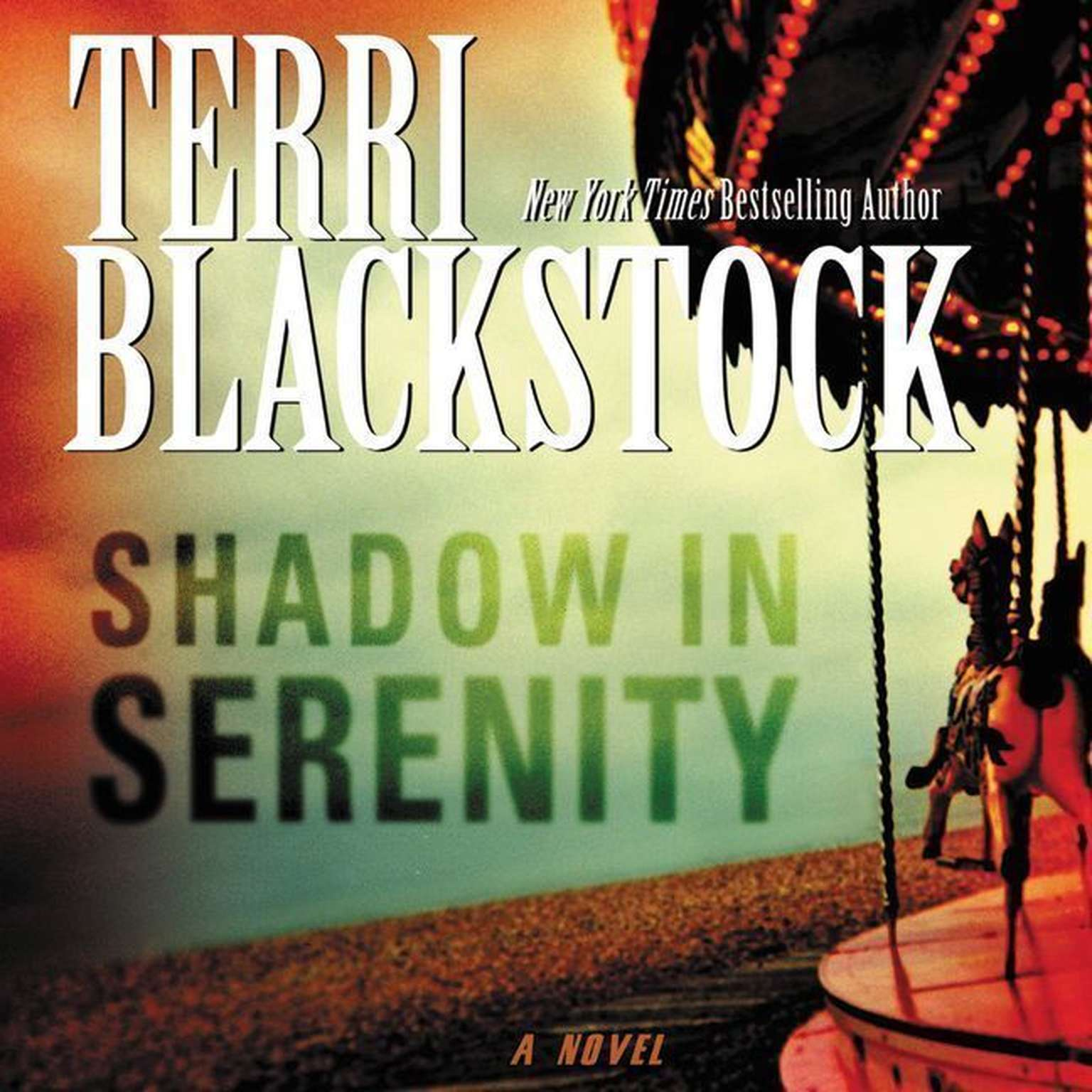 Printable Shadow in Serenity Audiobook Cover Art
