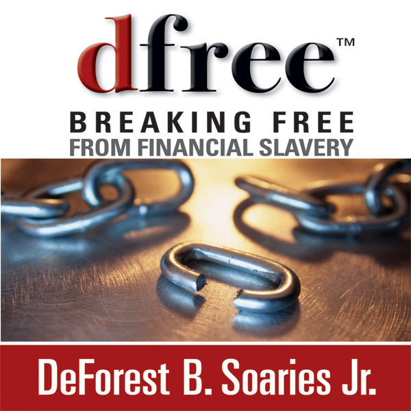 Printable dfree: Breaking Free from Financial Slavery Audiobook Cover Art