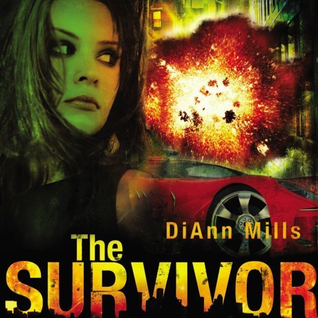 Printable The Survivor: A Novel Audiobook Cover Art