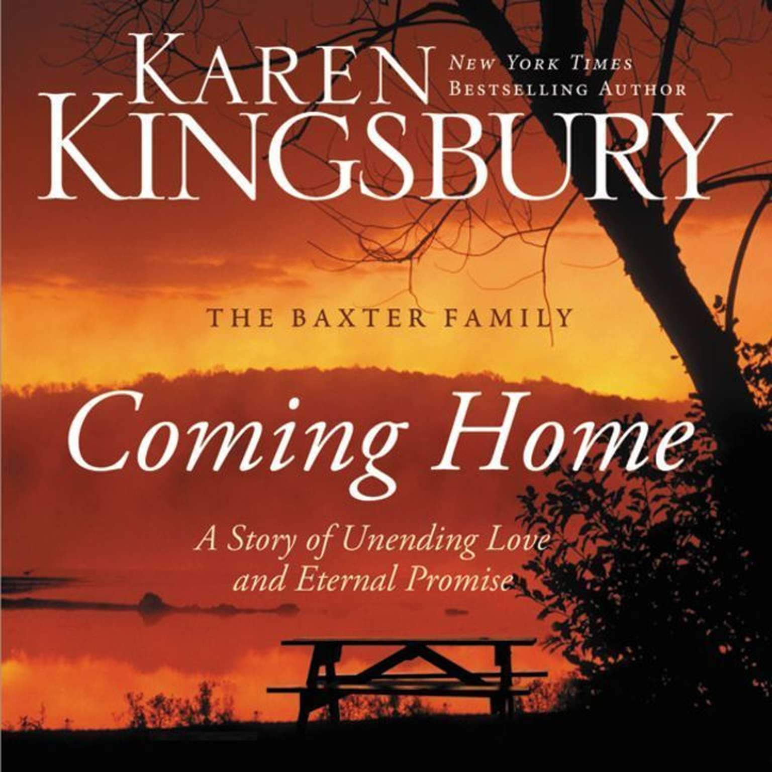 Printable Coming Home: A Story of Undying Hope Audiobook Cover Art