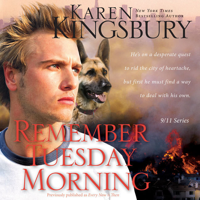 Printable Remember Tuesday Morning Audiobook Cover Art