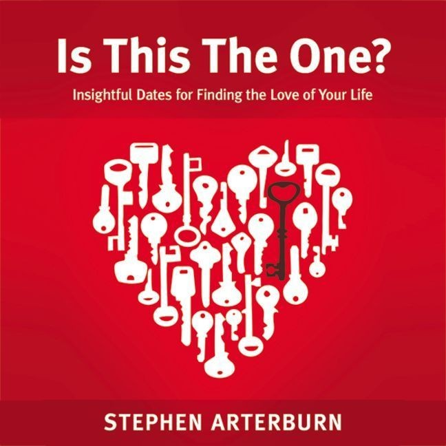 Printable Is This The One?: Insightful Dates for Finding the Love of Your Life Audiobook Cover Art