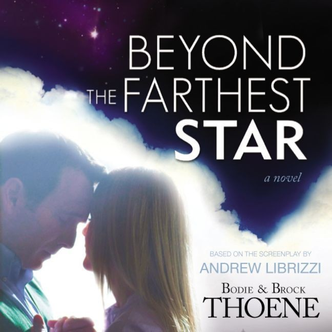 Printable Beyond the Farthest Star: A Novel Audiobook Cover Art