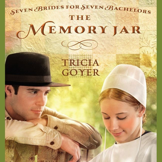 Printable The Memory Jar Audiobook Cover Art