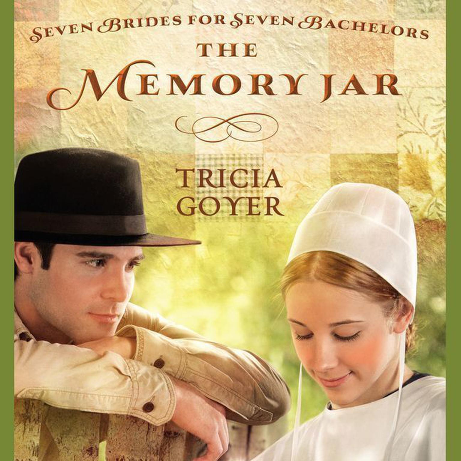 Printable The Memory Jar Audiobook Cover Art