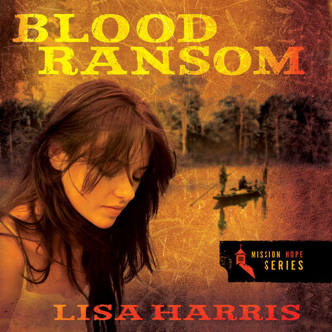 Printable Blood Ransom Audiobook Cover Art