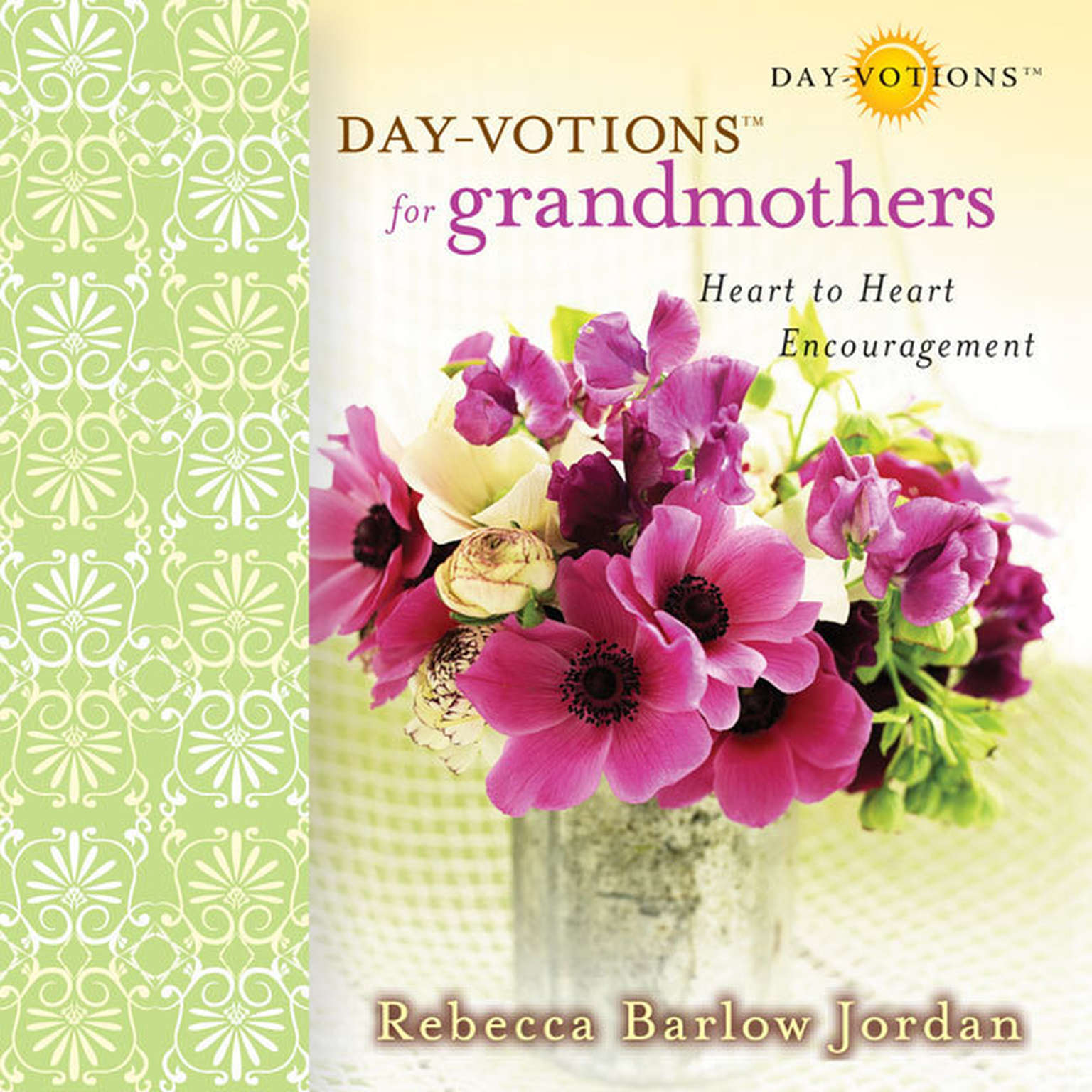 Printable Day-votions for Grandmothers: Heart to Heart Encouragement Audiobook Cover Art