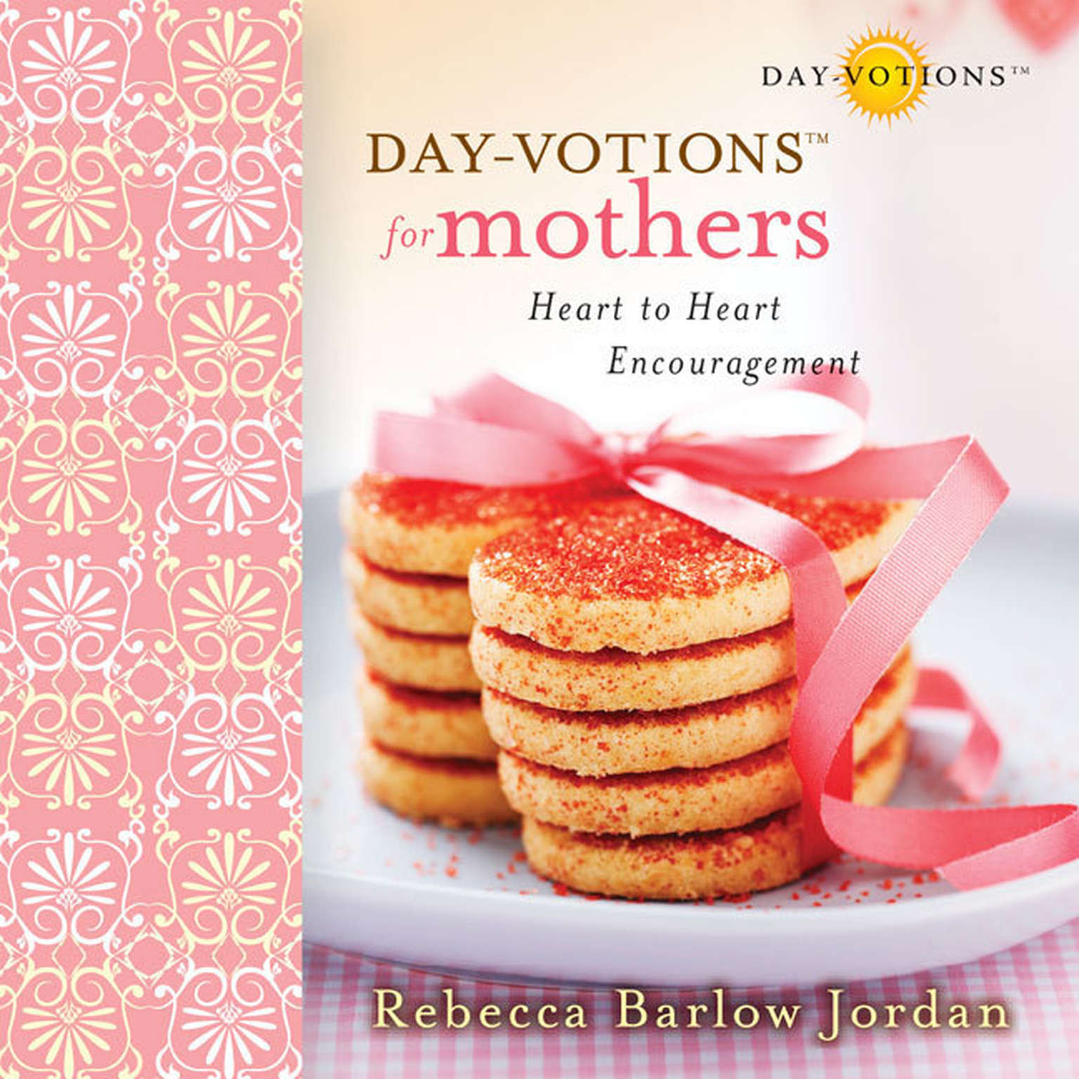 Printable Day-votions for Mothers: Heart to Heart Encouragement Audiobook Cover Art