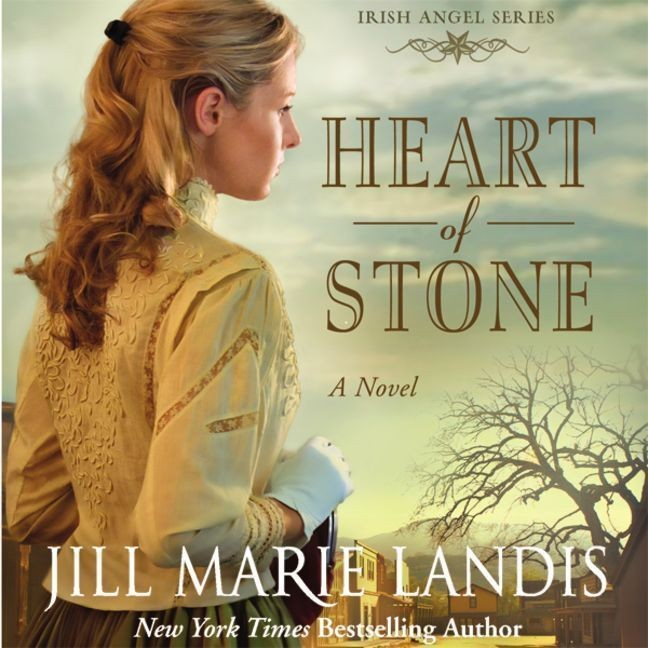 Printable Heart of Stone: A Novel Audiobook Cover Art