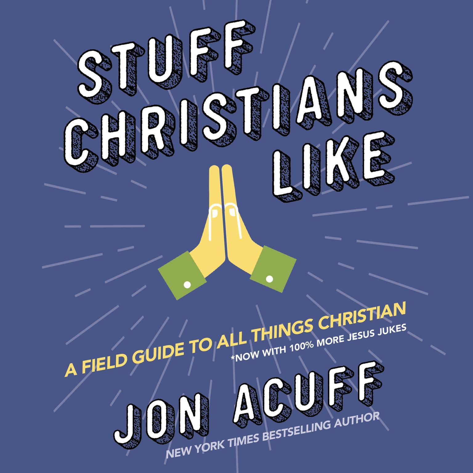 Printable Stuff Christians Like Audiobook Cover Art
