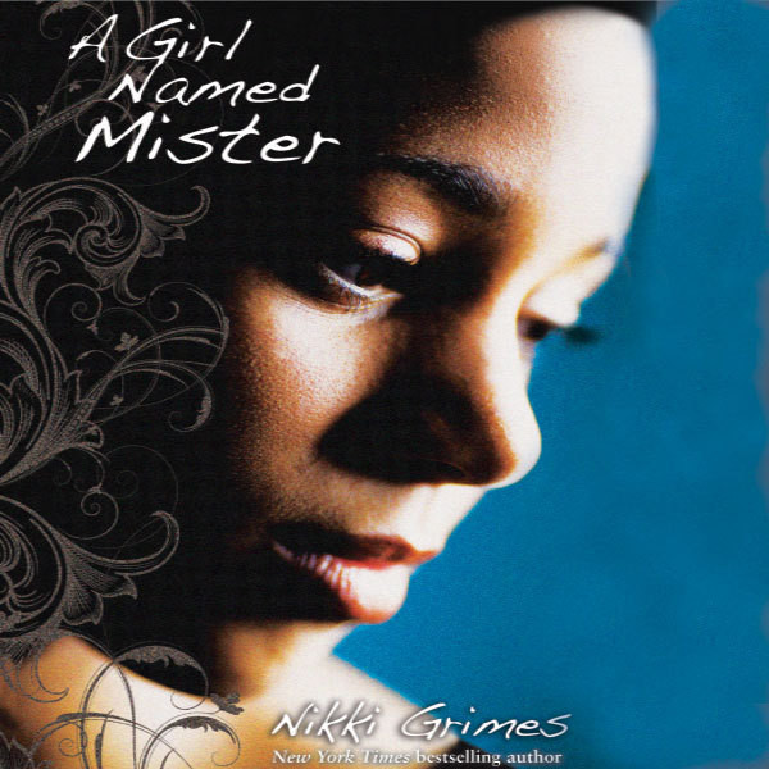Printable A Girl Named Mister Audiobook Cover Art
