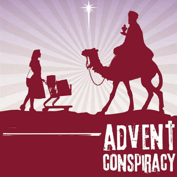 Printable Advent Conspiracy: Can Christmas Still Change the World? Audiobook Cover Art