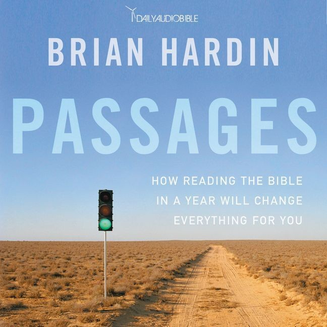Printable Passages: How Reading the Bible in a Year Will Change Everything for You Audiobook Cover Art