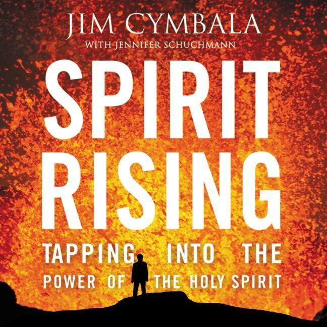 Printable Spirit Rising: Tapping into the Power of the Holy Spirit Audiobook Cover Art