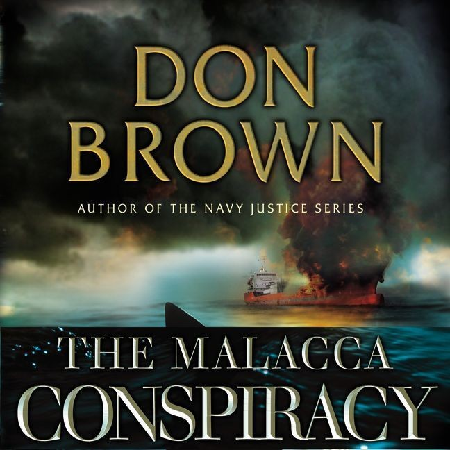 Printable The Malacca Conspiracy Audiobook Cover Art