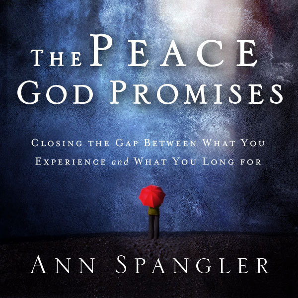 Printable The Peace God Promises: Closing the Gap Between What You Experience and What You Long For Audiobook Cover Art