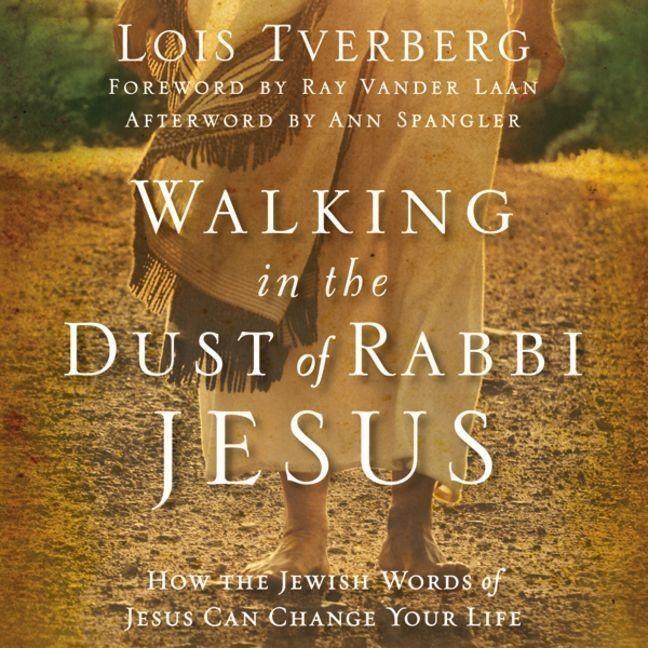 Printable Walking in the Dust of Rabbi Jesus: How the Jewish Words of Jesus Can Change Your Life Audiobook Cover Art