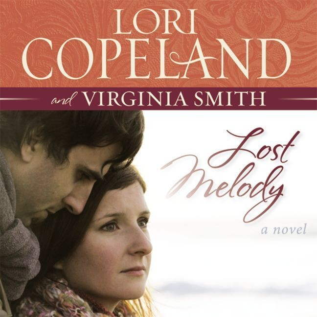Printable Lost Melody: A Novel Audiobook Cover Art