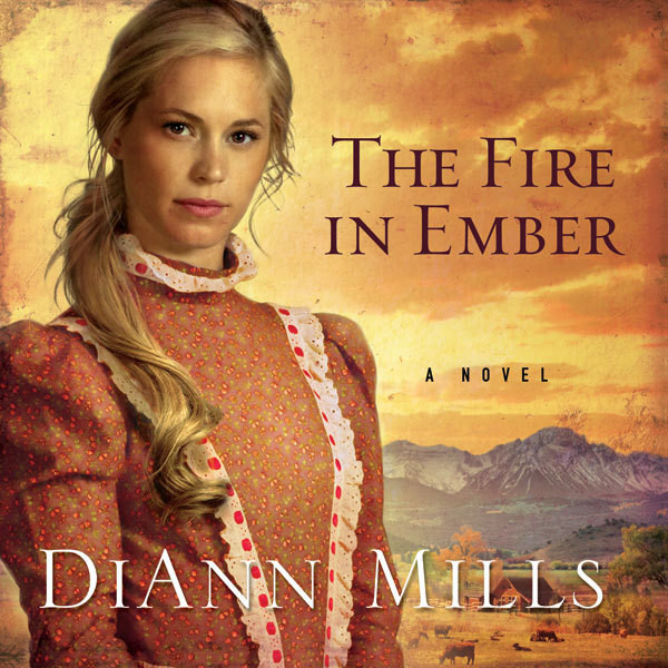 Printable The Fire in Ember: A Novel Audiobook Cover Art