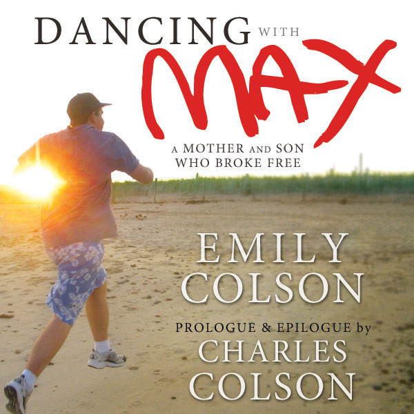 Printable Dancing with Max: A Mother and Son Who Broke Free Audiobook Cover Art