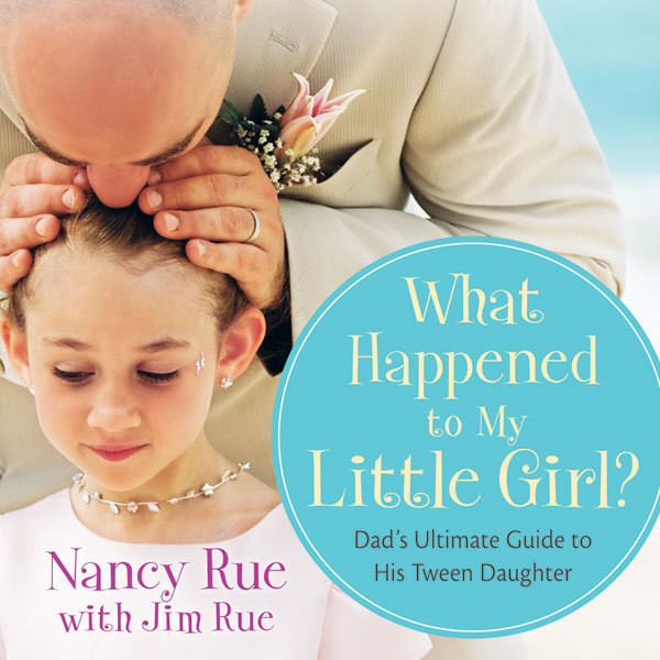 Printable What Happened to My Little Girl?: Dad's Ultimate Guide to His Tween Daughter Audiobook Cover Art
