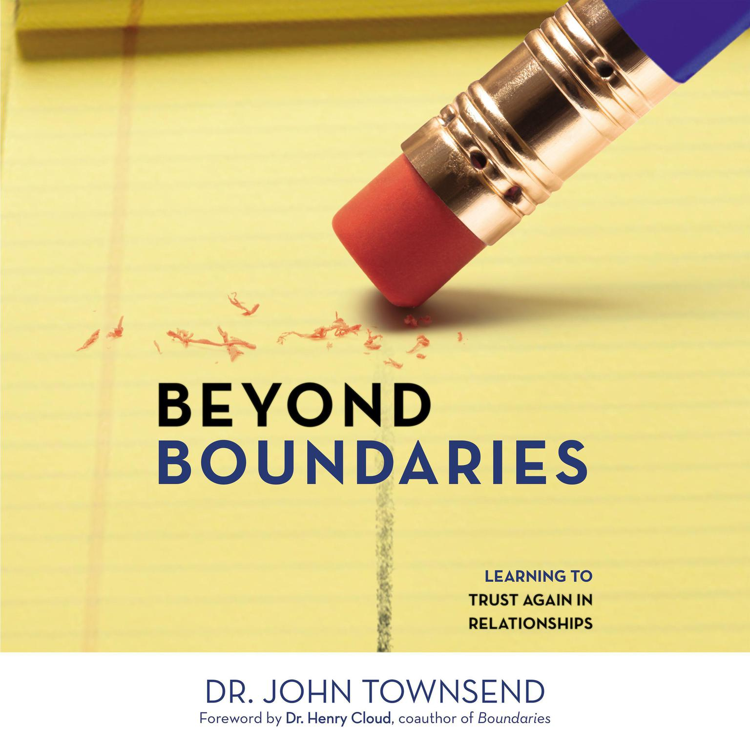 Printable Beyond Boundaries: Learning to Trust Again in Relationships Audiobook Cover Art