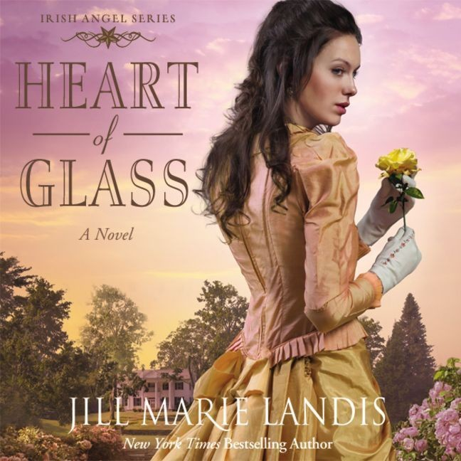 Printable Heart of Glass: A Novel Audiobook Cover Art