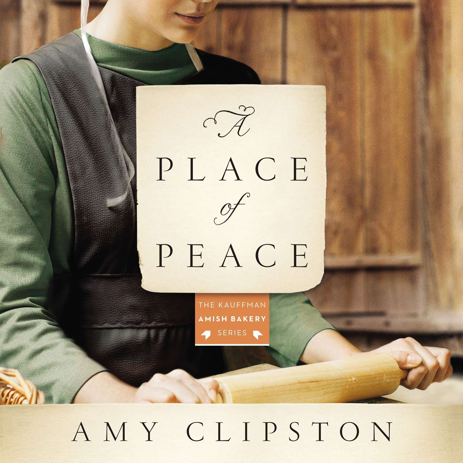 Printable A Place of Peace: A Novel Audiobook Cover Art