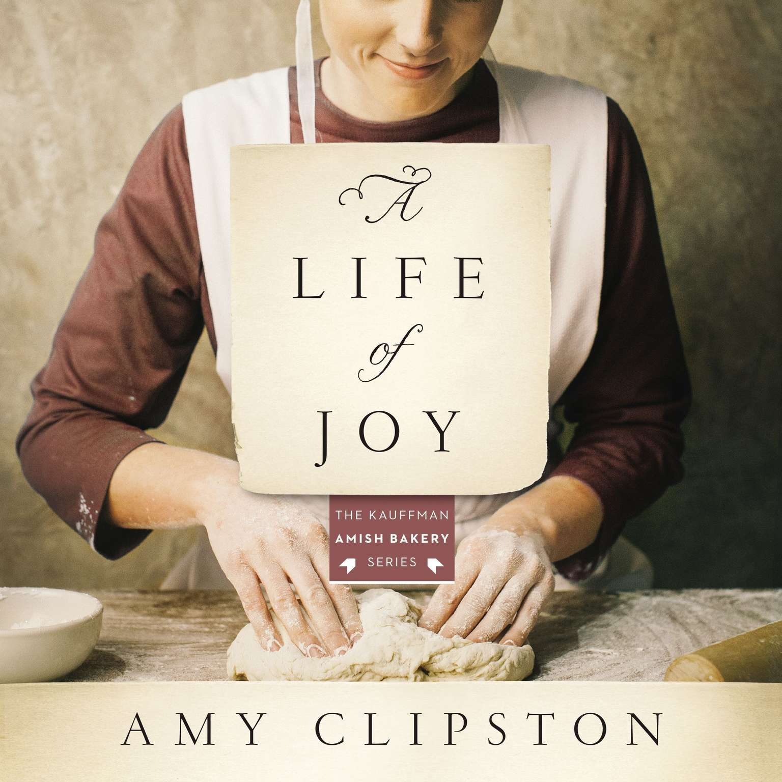 Printable A Life of Joy: A Novel Audiobook Cover Art