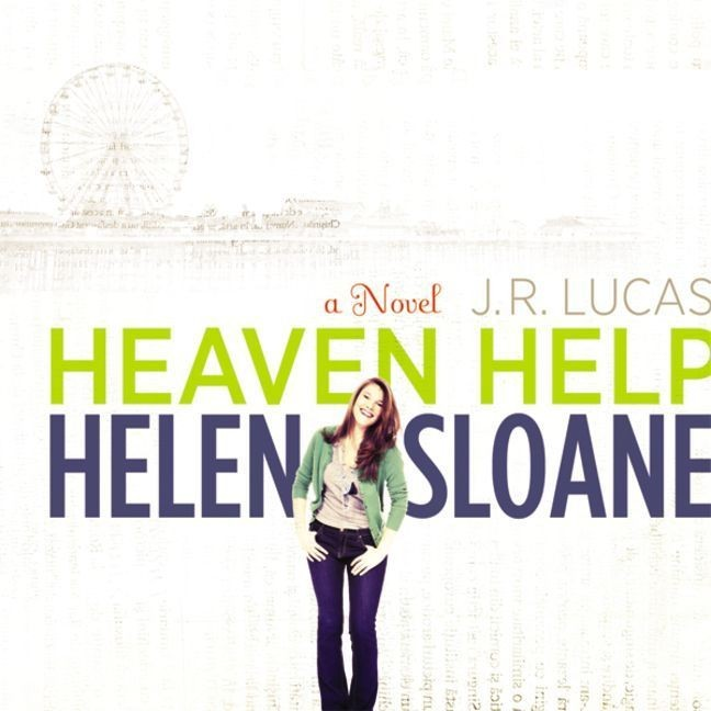Printable Heaven Help Helen Sloane: A Novel Audiobook Cover Art