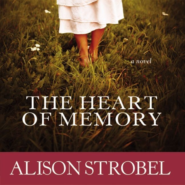 Printable The Heart of Memory: A Novel Audiobook Cover Art