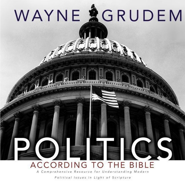 Printable Politics - According to the Bible: A Comprehensive Resource for Understanding Modern Political Issues in Light of Scripture Audiobook Cover Art