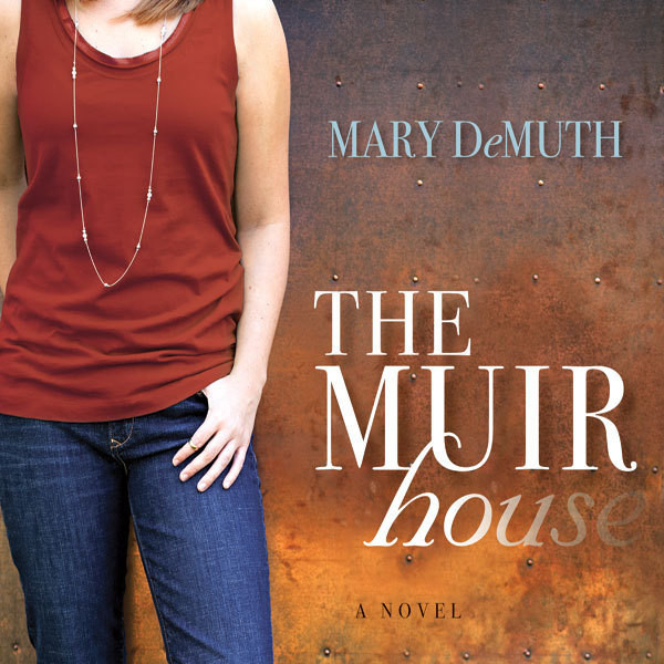 Printable The Muir House Audiobook Cover Art