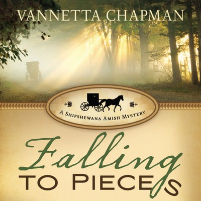 Falling to Pieces: A Quilt Shop Murder Audiobook, by Vannetta Chapman