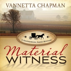 Material Witness Audiobook, by Vannetta Chapman