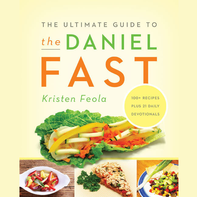 Printable The Ultimate Guide to the Daniel Fast Audiobook Cover Art