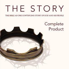 The Story Audio Bible - New International Version, NIV: The Bible as One Continuing Story of God and His People: The Bible as One Continuing Story of God and His People Audiobook, by