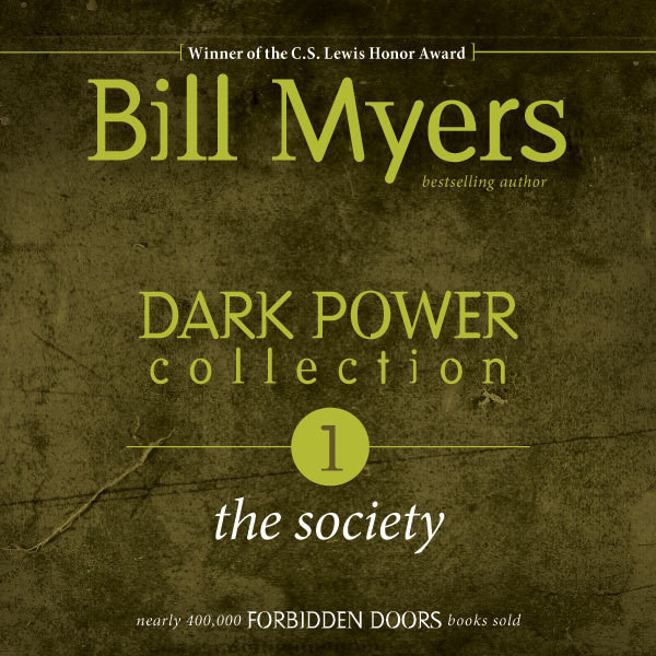 Printable Dark Power Collection Audiobook Cover Art