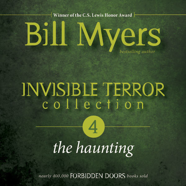 Printable Invisible Terror Collection Audiobook Cover Art