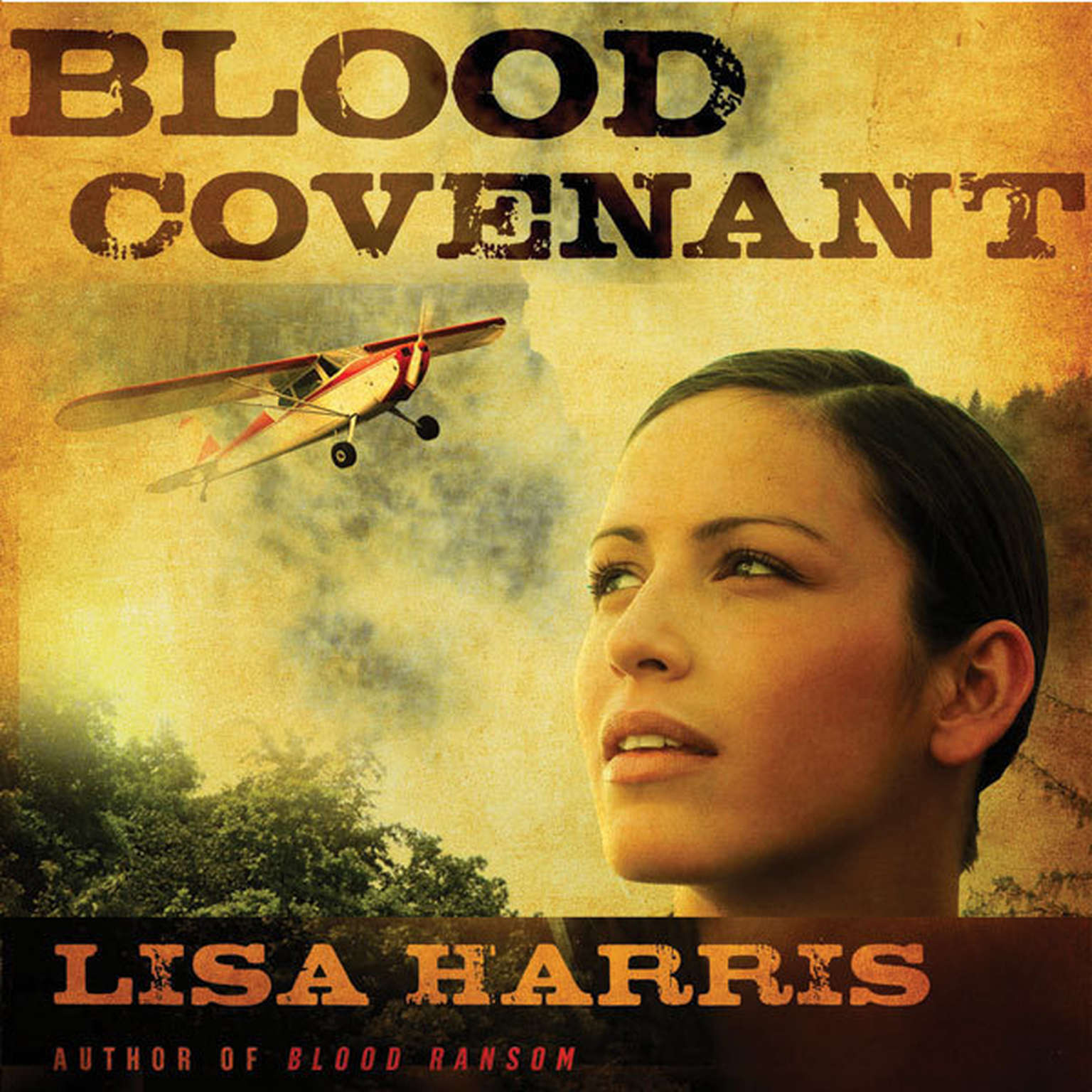 Printable Blood Covenant Audiobook Cover Art