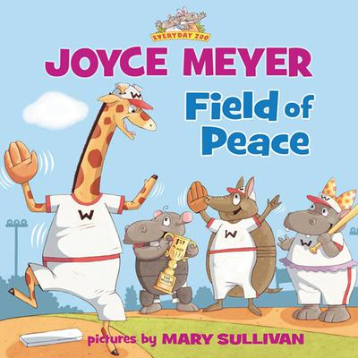 Field of Peace Audiobook, by Joyce Meyer