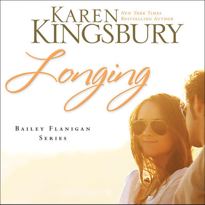 Longing Audiobook, by Karen Kingsbury