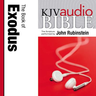 Pure Voice Audio Bible - King James Version, KJV: (02) Exodus: The Book of Exodus Audiobook, by Author Info Added Soon