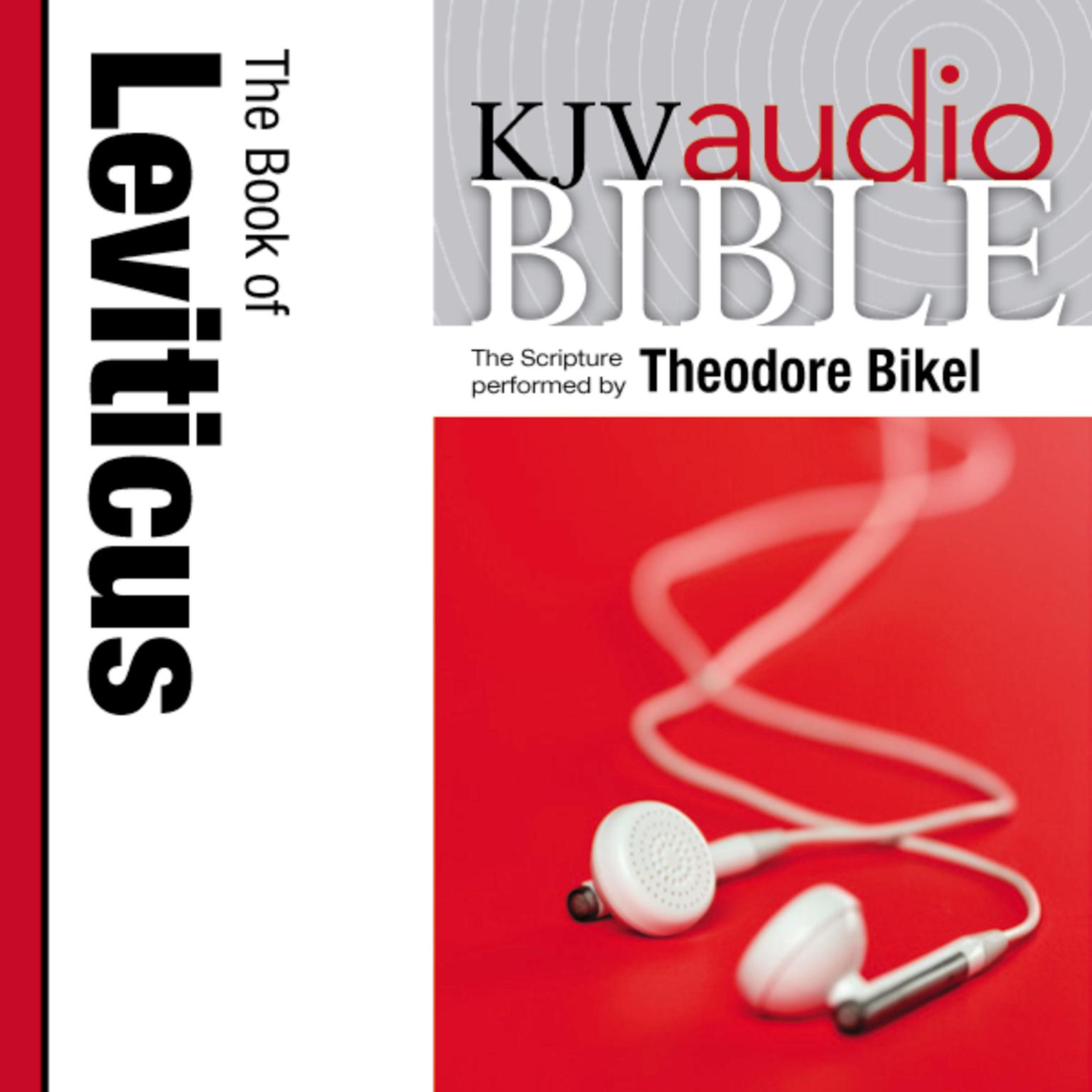Printable KJV, Audio Bible: The Book of Leviticus, Audio Download Audiobook Cover Art