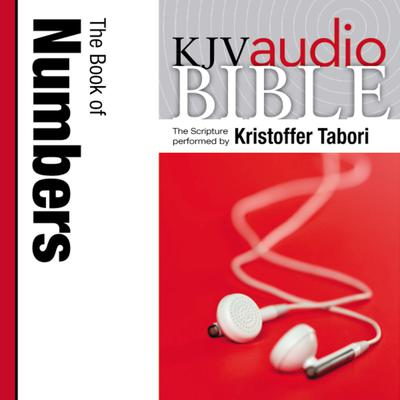 KJV, Audio Bible: The Book of Numbers, Audio Download: The Book of Numbers Audiobook, by Zondervan
